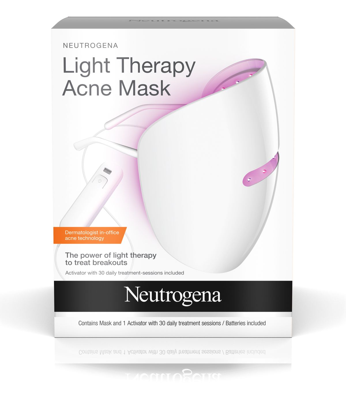 - Neutrogena Light Therapy Mask Not Working?