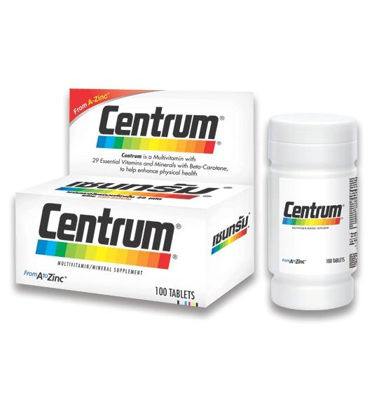 - Centrum's Chemical Cocktail