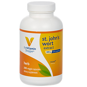 - Vitamin Shoppe St. John's Wort Misleading Labeling