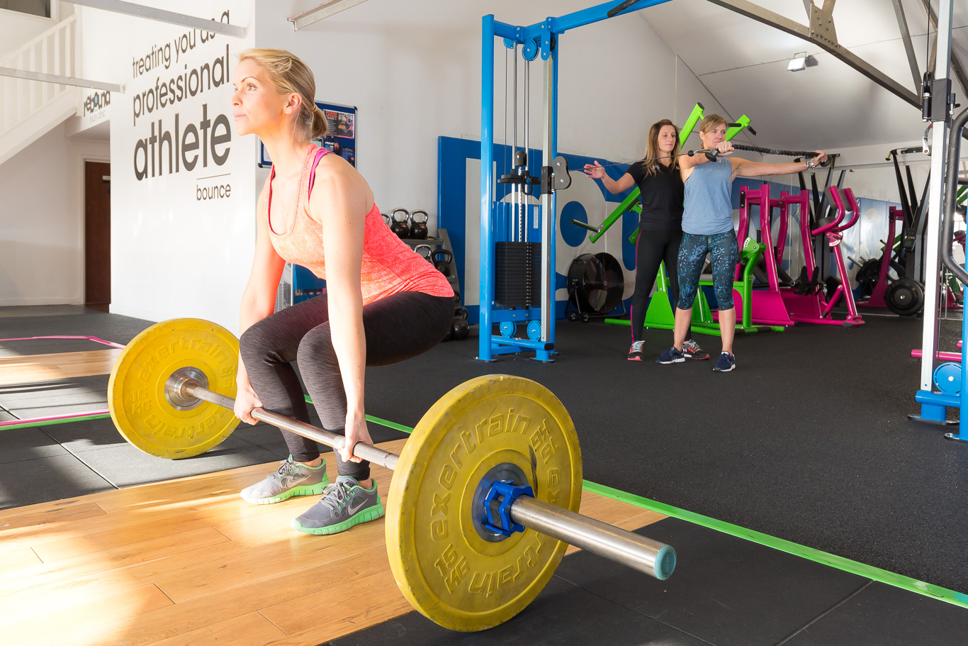 Our strength & conditioning and performance staff work hand-in-hand with expert clinicians, using state of the art equipment to deliver personal training   excellence.