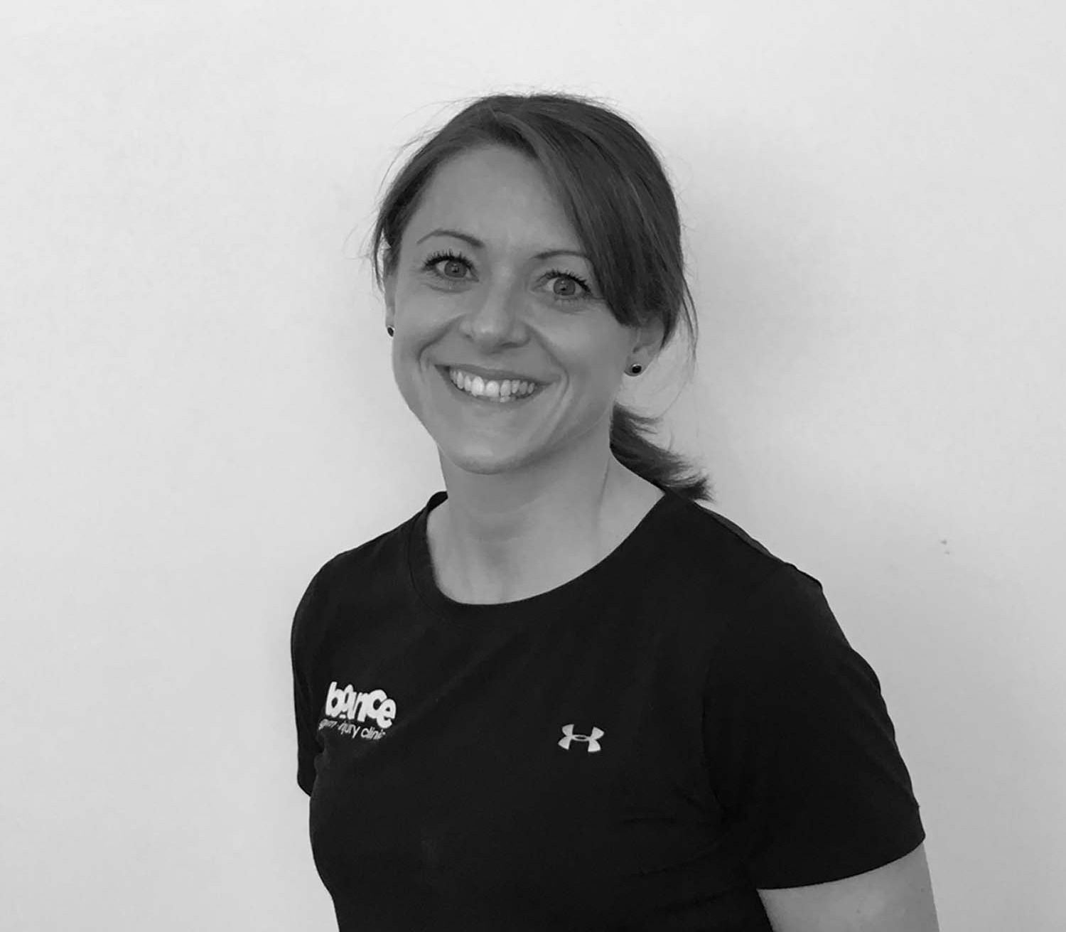Sarah Howell  PERSONAL TRAINER