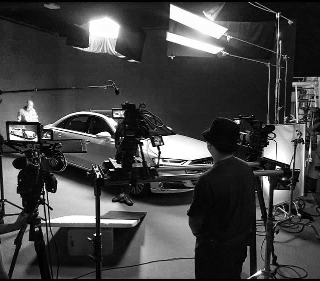 SPH Sweet X Audi BTS snap. DP - Lucas Milone @ Anue #throwback #production #bts #carshoot #video #worklife