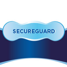 Secure Guard   Keeps fluid in check
