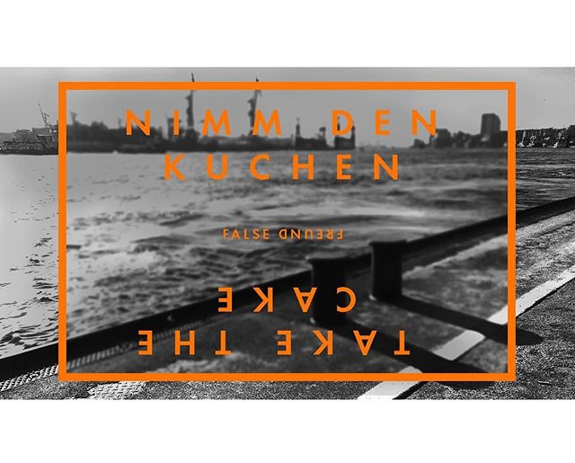Equivalent German translation: DEN VOGEL ABSCHIEßEN // #falsefreund