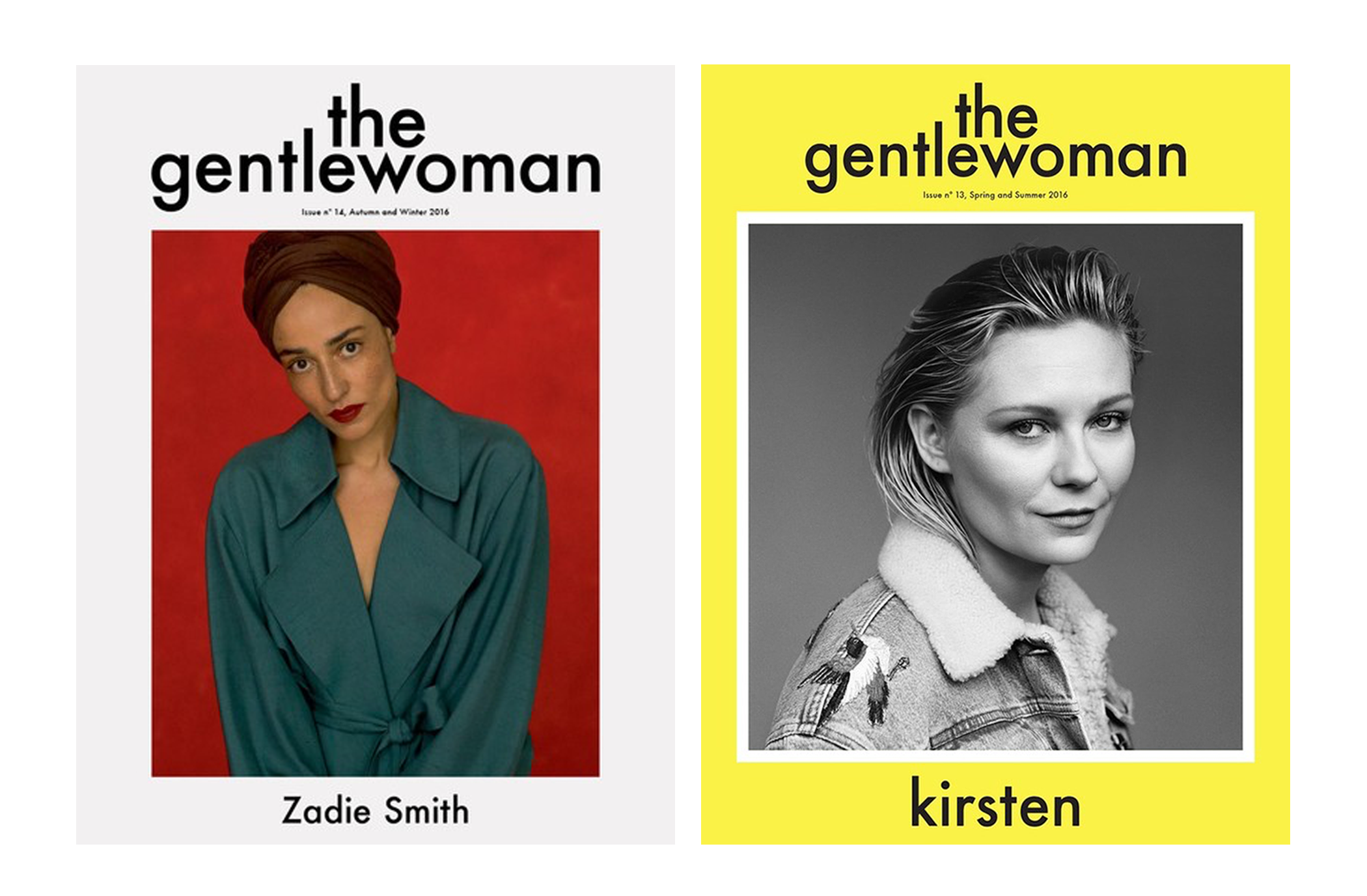 editorial envy // the gentlewoman
