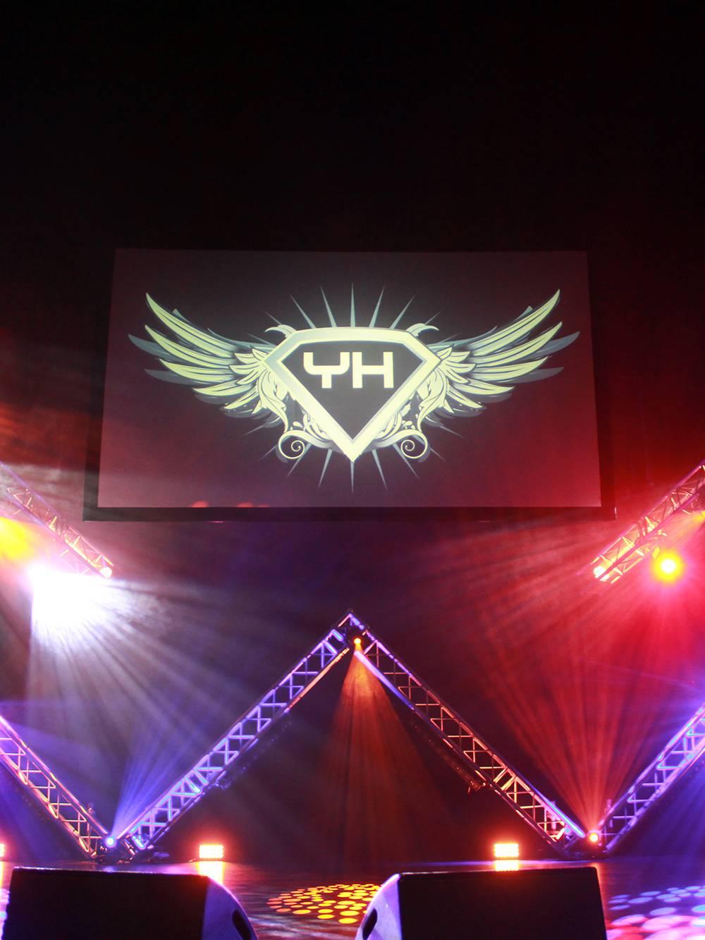 Awards Ceremony Lighting AV and Production in Chester
