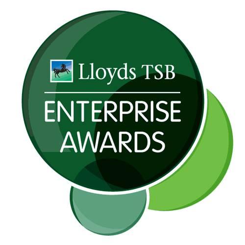 Lloyds TSB Enterprise Awards Logo