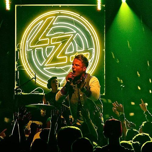 Concert Lighting Hire Liverpool