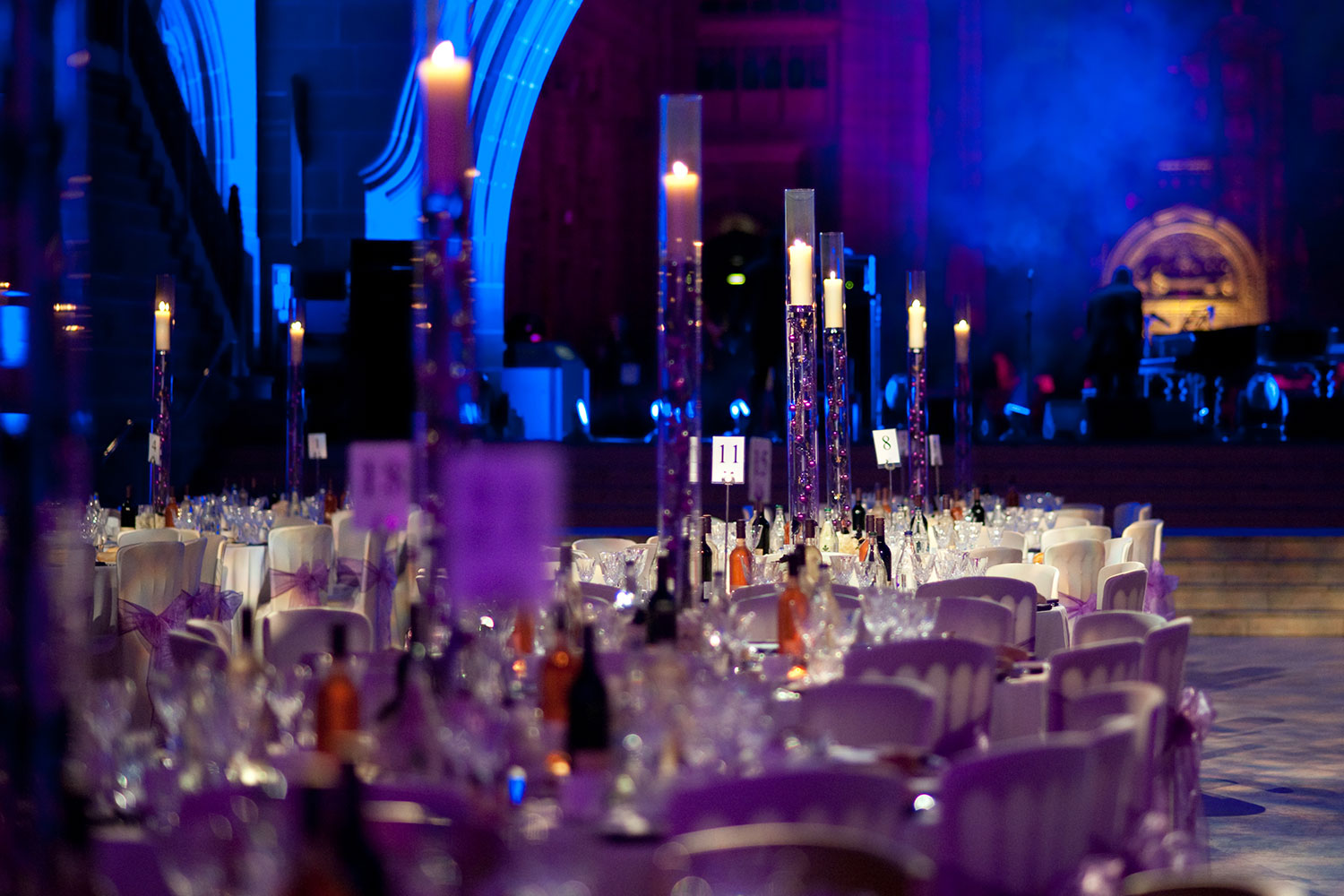 Lighting Hire Liverpool Cathedral