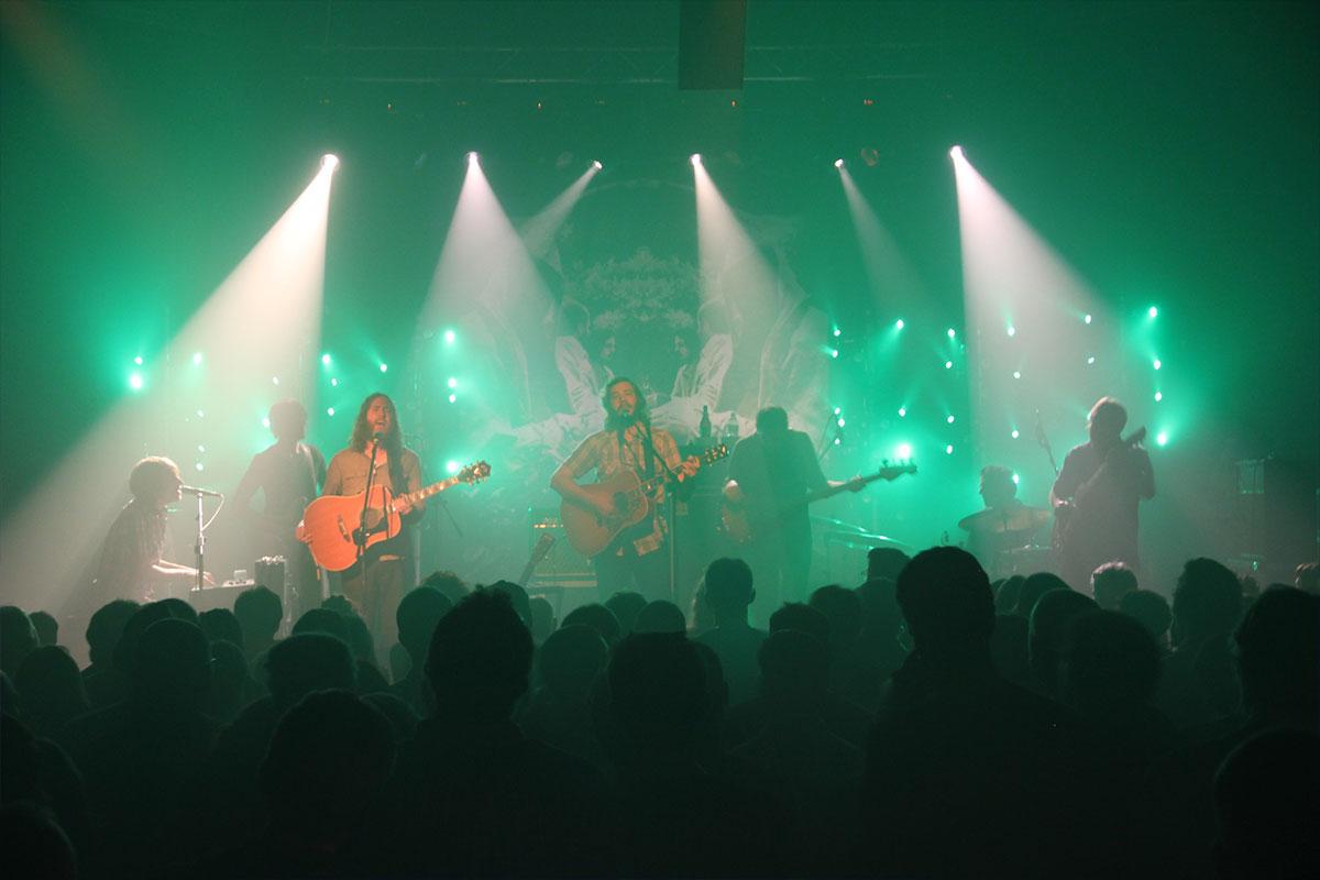 Concerts & Live Events
