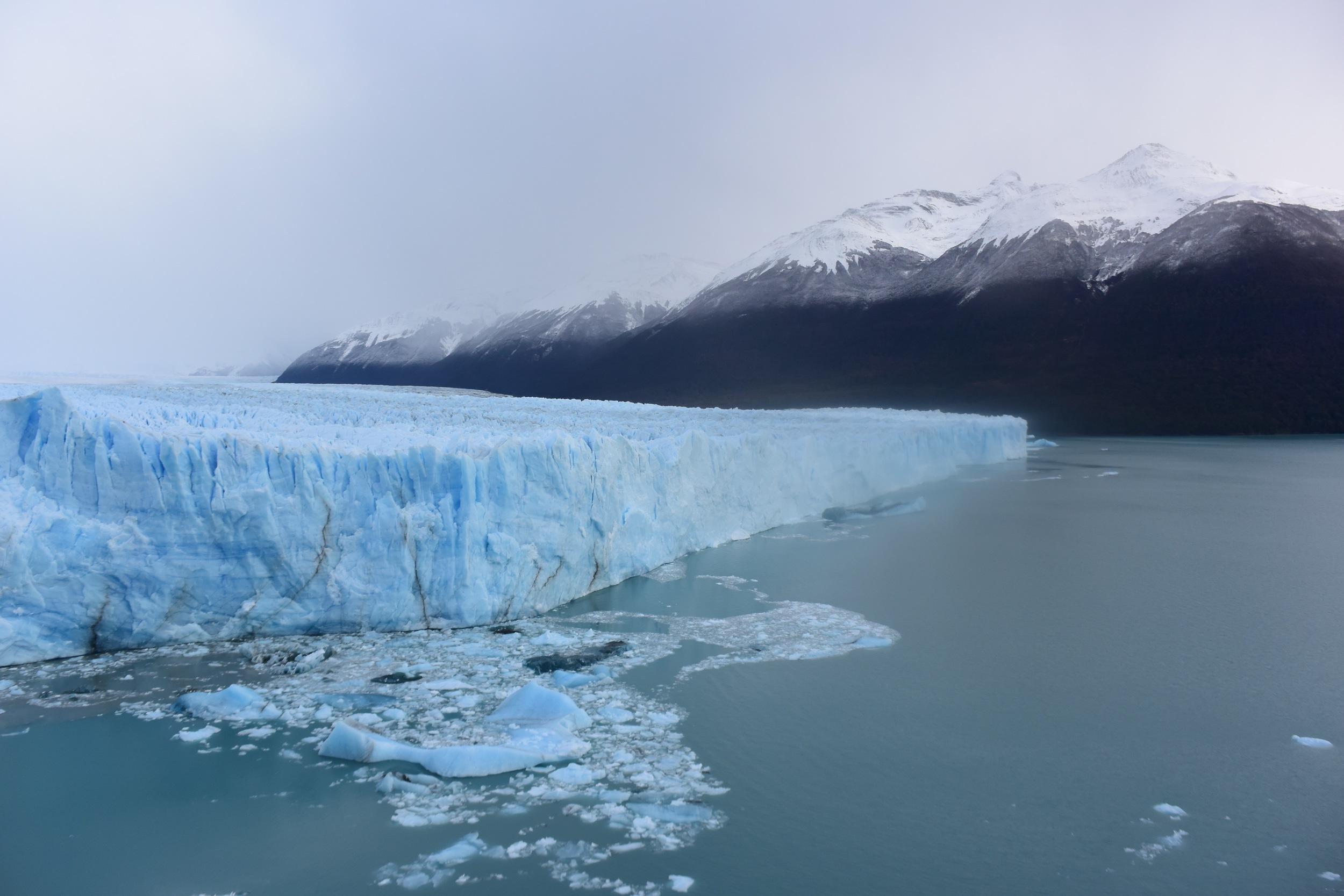 Parque Nacional de los glaciares  / FLICKR