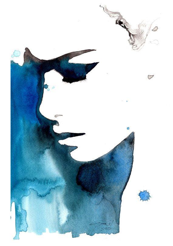 Retrato delicado y cargado de belleza de una mujer . JESSICA DURRANT / FLICKR.