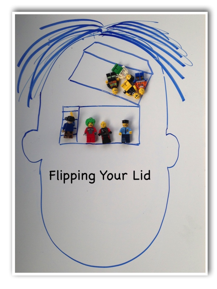 Flipping your lid