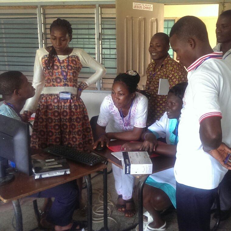 teacher training through distance education, ghana