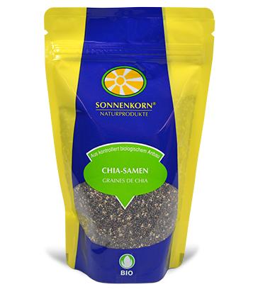 Produit populaire: Sonnenkorn graines de chia LE BOURGEON BIO, 220 g