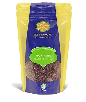 Produit populaire: Sonnenkorn graines de psyllium LE BOURGEON BIO, 220 g