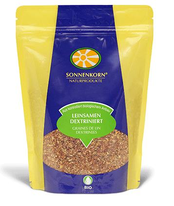 Produit populaire: Sonnenkorn graines de lin dextrinisées LE BOURGEON BIO, 250 g et 400 g
