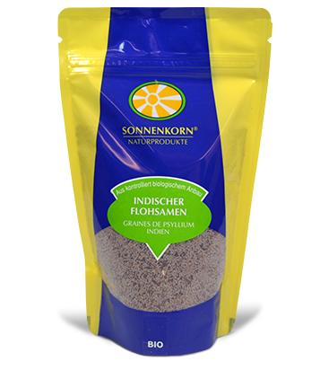 Produit populaire: Sonnenkorn psyllium indien entier BIO, 220 g