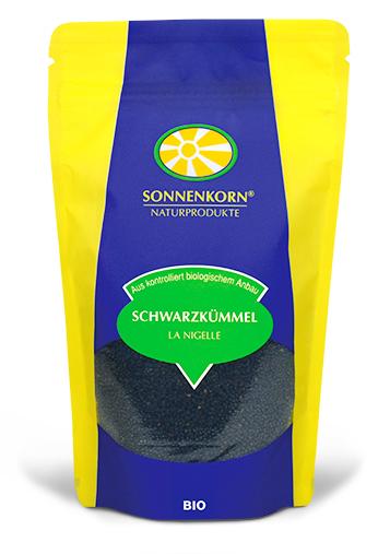 Sonnenkorn Schwarzkümmel BIO, 120 g