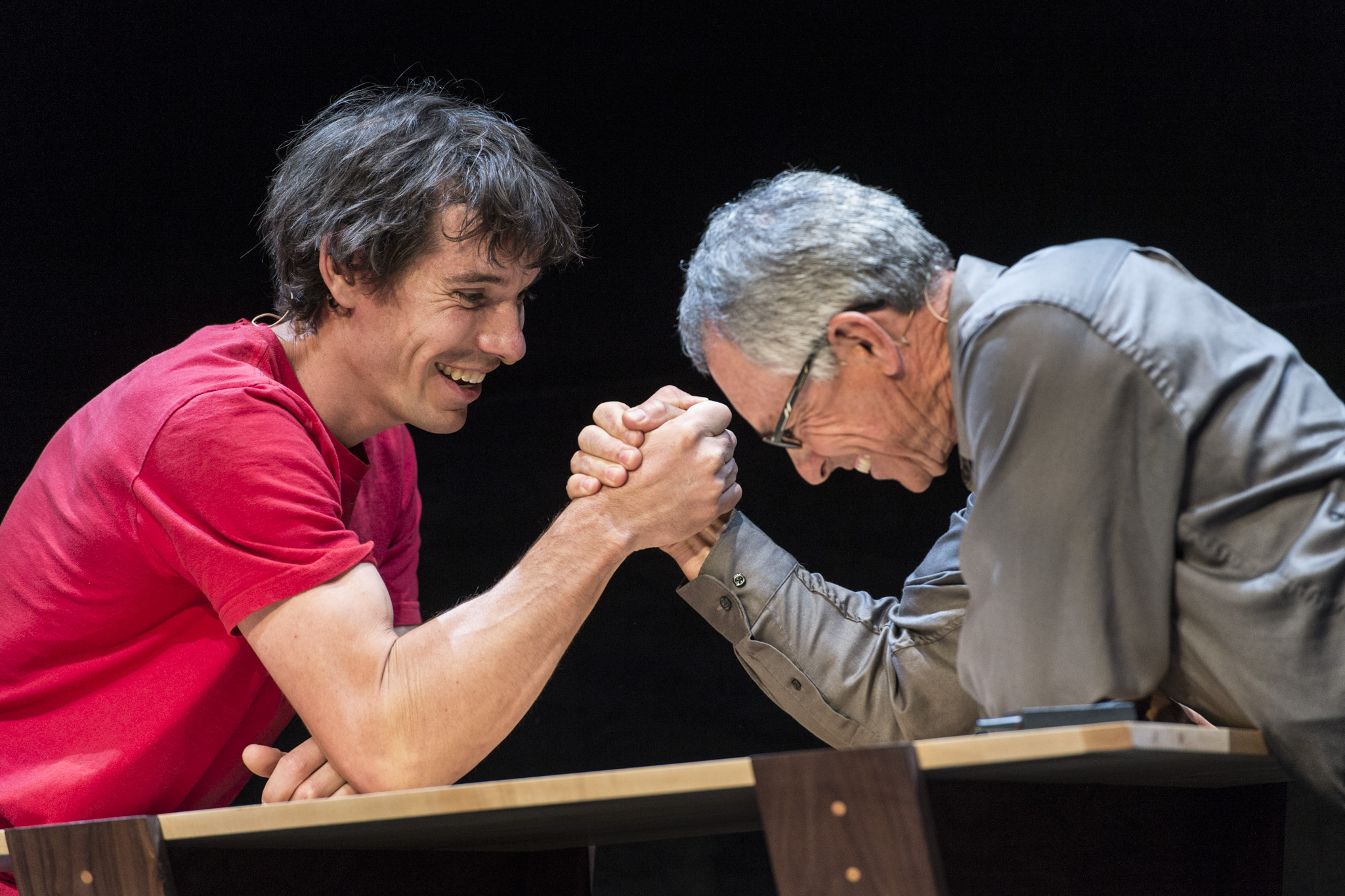 Alex Honnold and Greg Child arm wrestle by Rita Taylor.jpg
