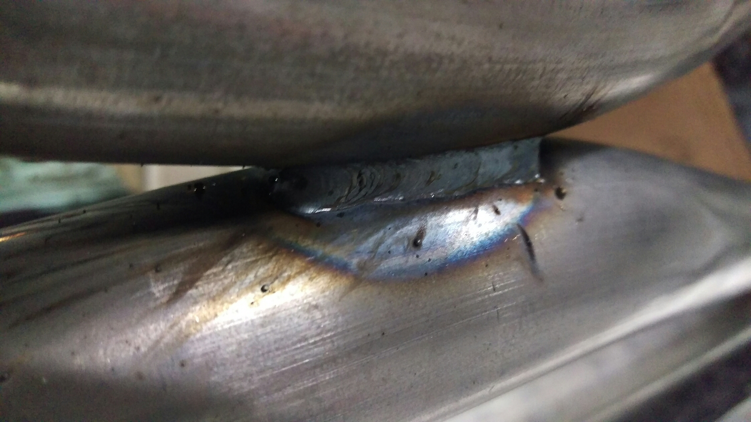 Mig welding isn't as clean and classy as Tig, but works well, especially for rollcages. and it saves lots of time. Red Mist prefers Tig, but it gets pricey due to labor. Proper penetration and heat are Important. Don't make a cage your first welding project.
