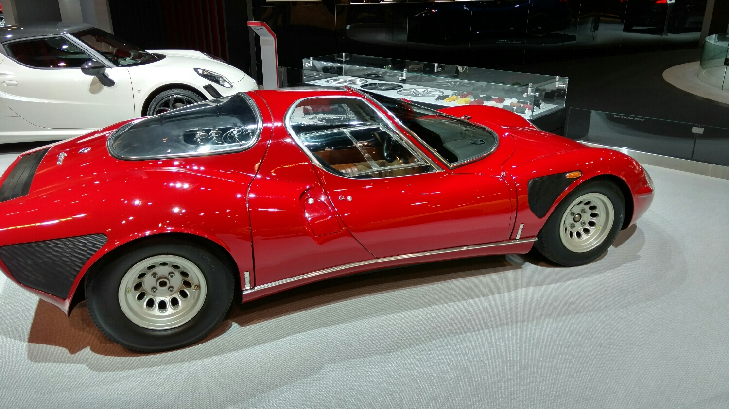 Old Alfa=I'd have looked at this all day if I could