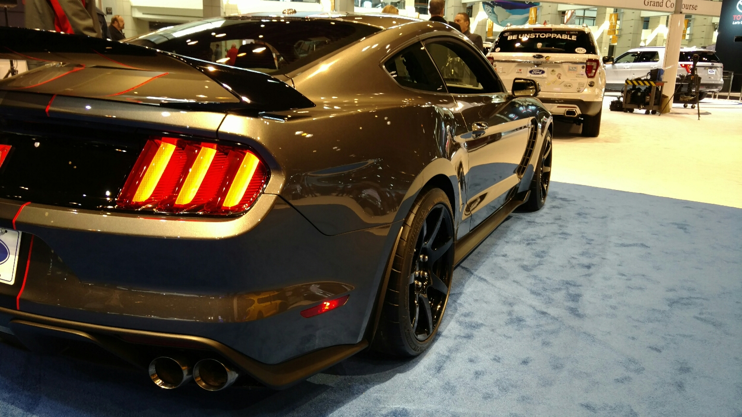 Its the best mustang I've ever seen