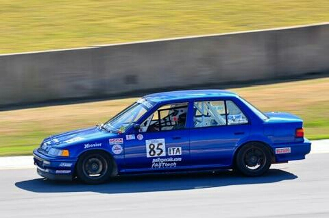 A personal favorite of mine was Christian's ground-up build of a '91 civic EX ITA car. I desire to own this car so much. -Adam