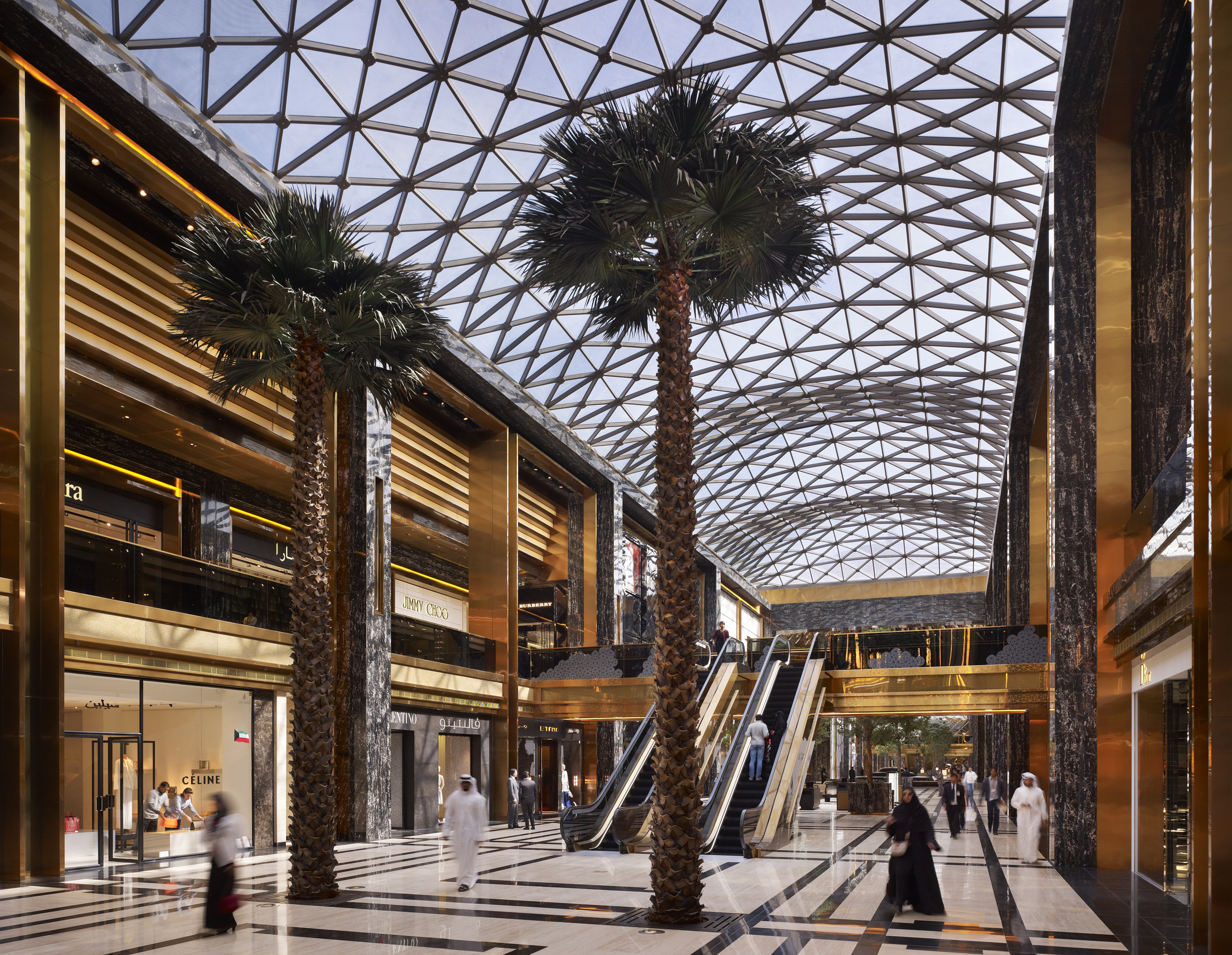 The Avenues: Phase III  Gensler with PACE  Kuwait      Return to Projects