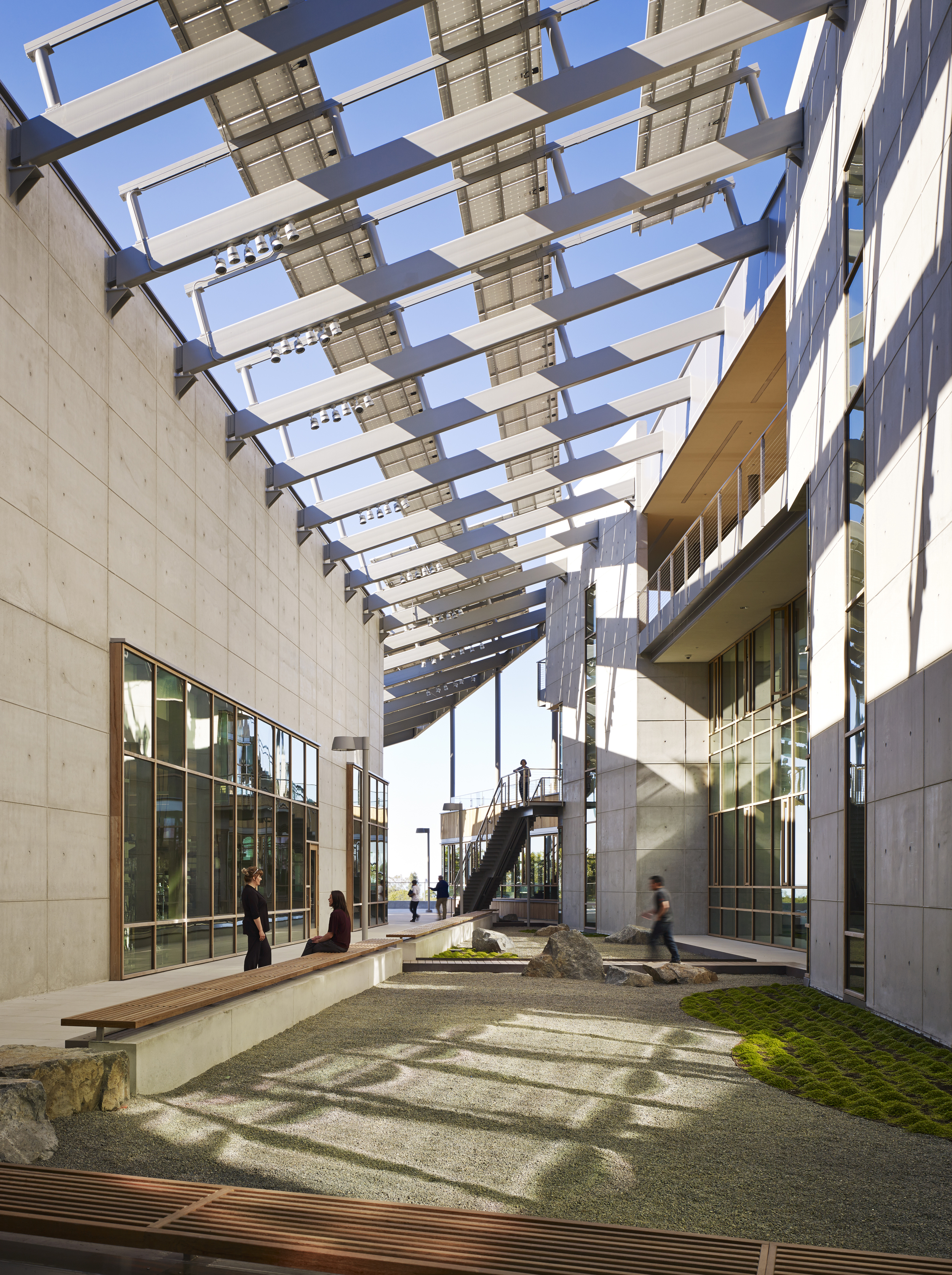 Watch Video      J. Craig Venter Institute  ZGF Architects  La Jolla, CA      Return to Projects