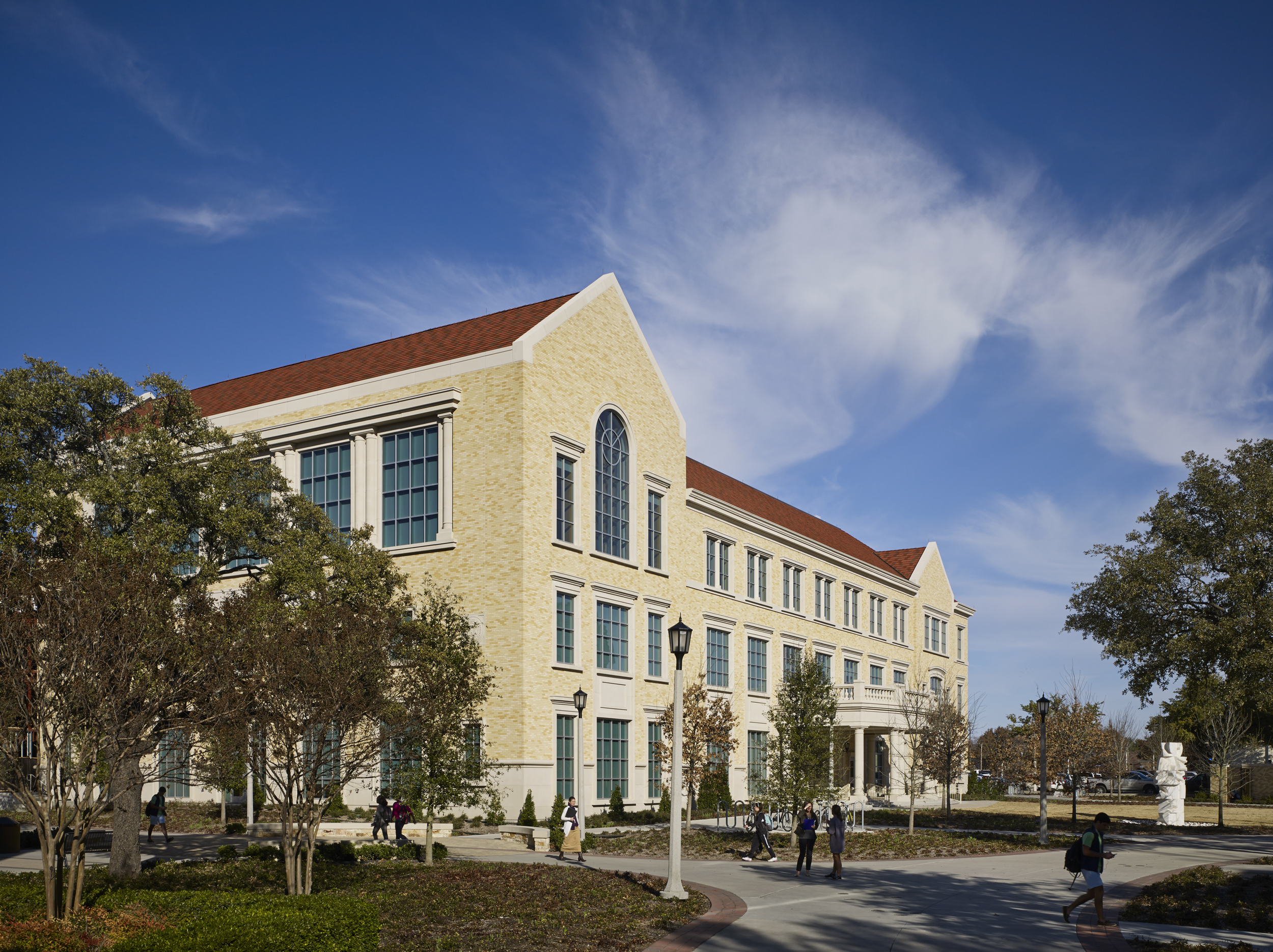 Texas Christian University  Cannon Design  Fort Worth, TX     Return to Projects