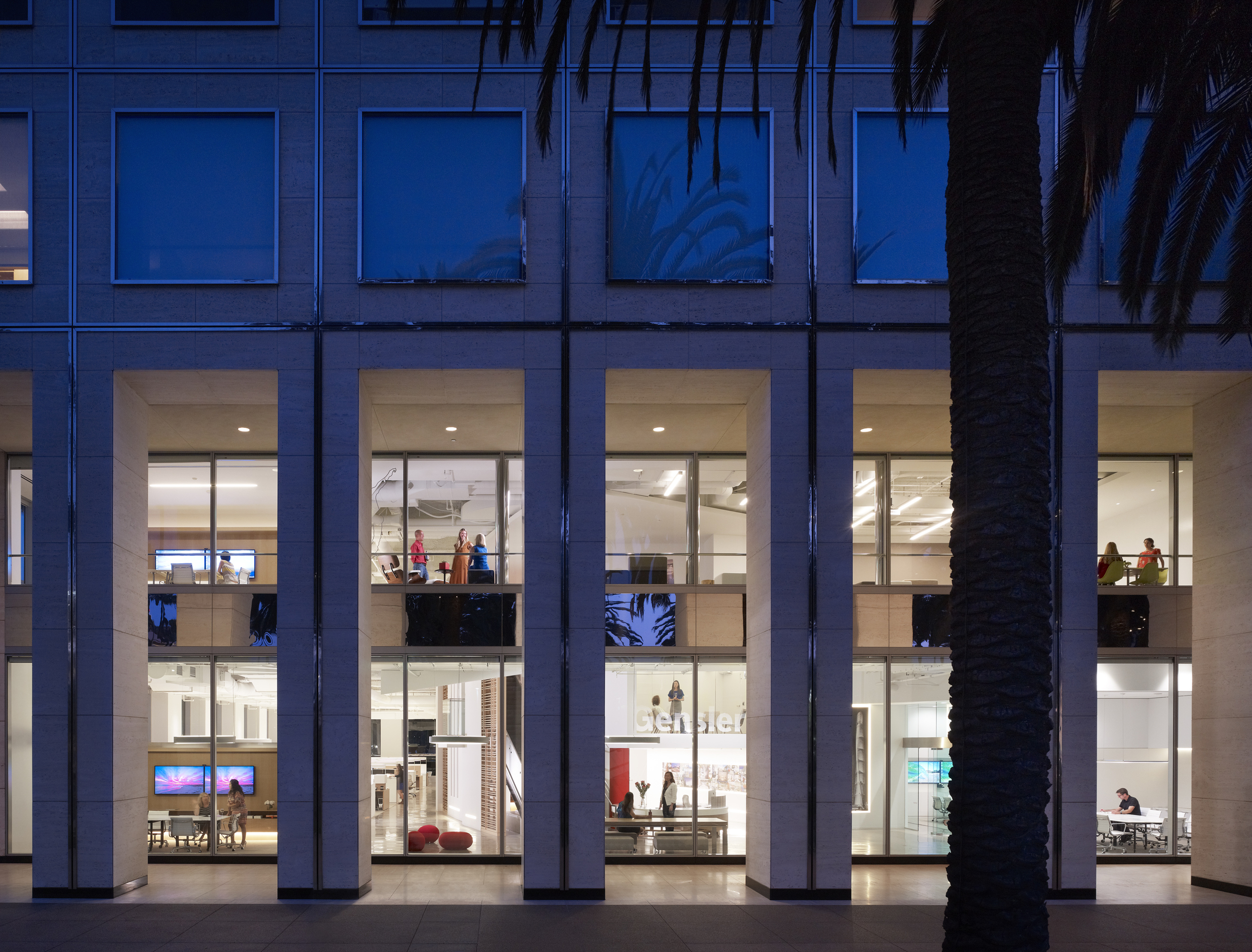 Gensler Newport Beach Office  Gensler  Newport Beach, CA     Return to Projects