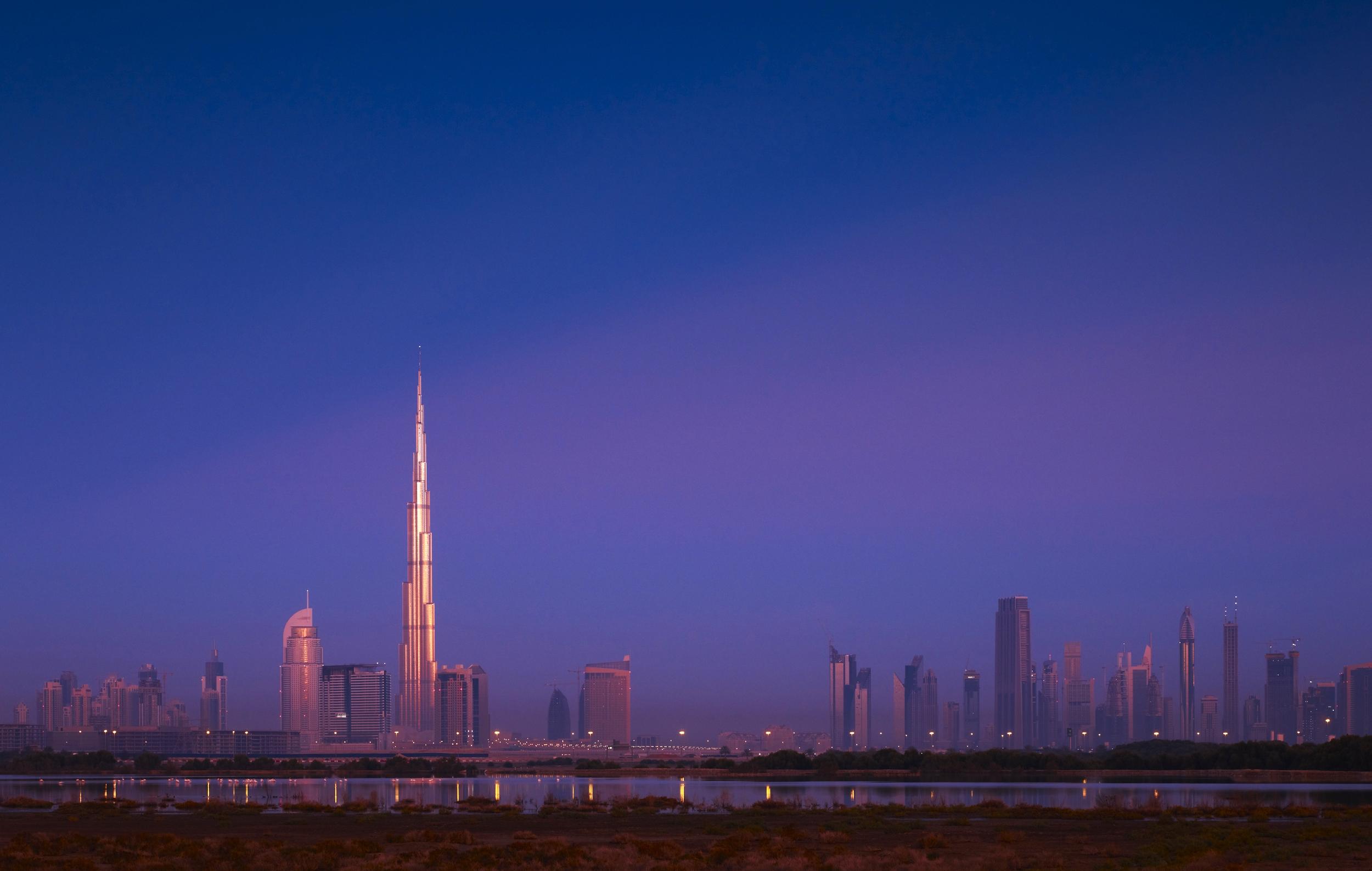 Burj Kalifa  SOM  Dubai, UAE     Return to Projects