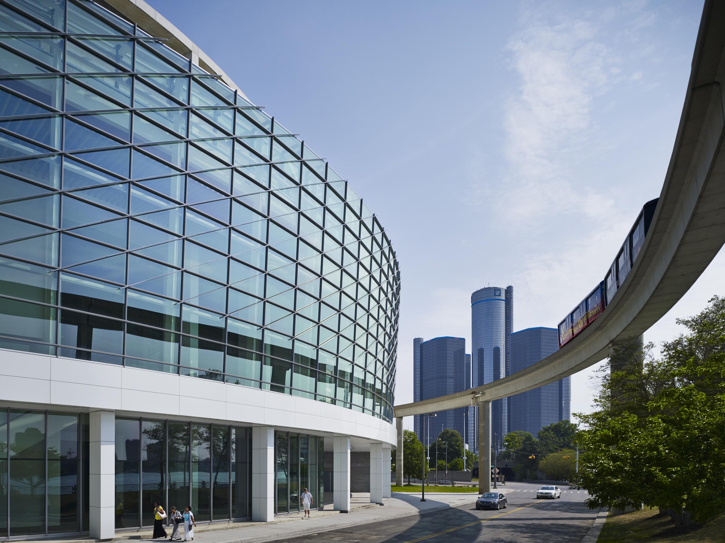 COBO Center  TVS Design  Detroit, MI     Return to Projects