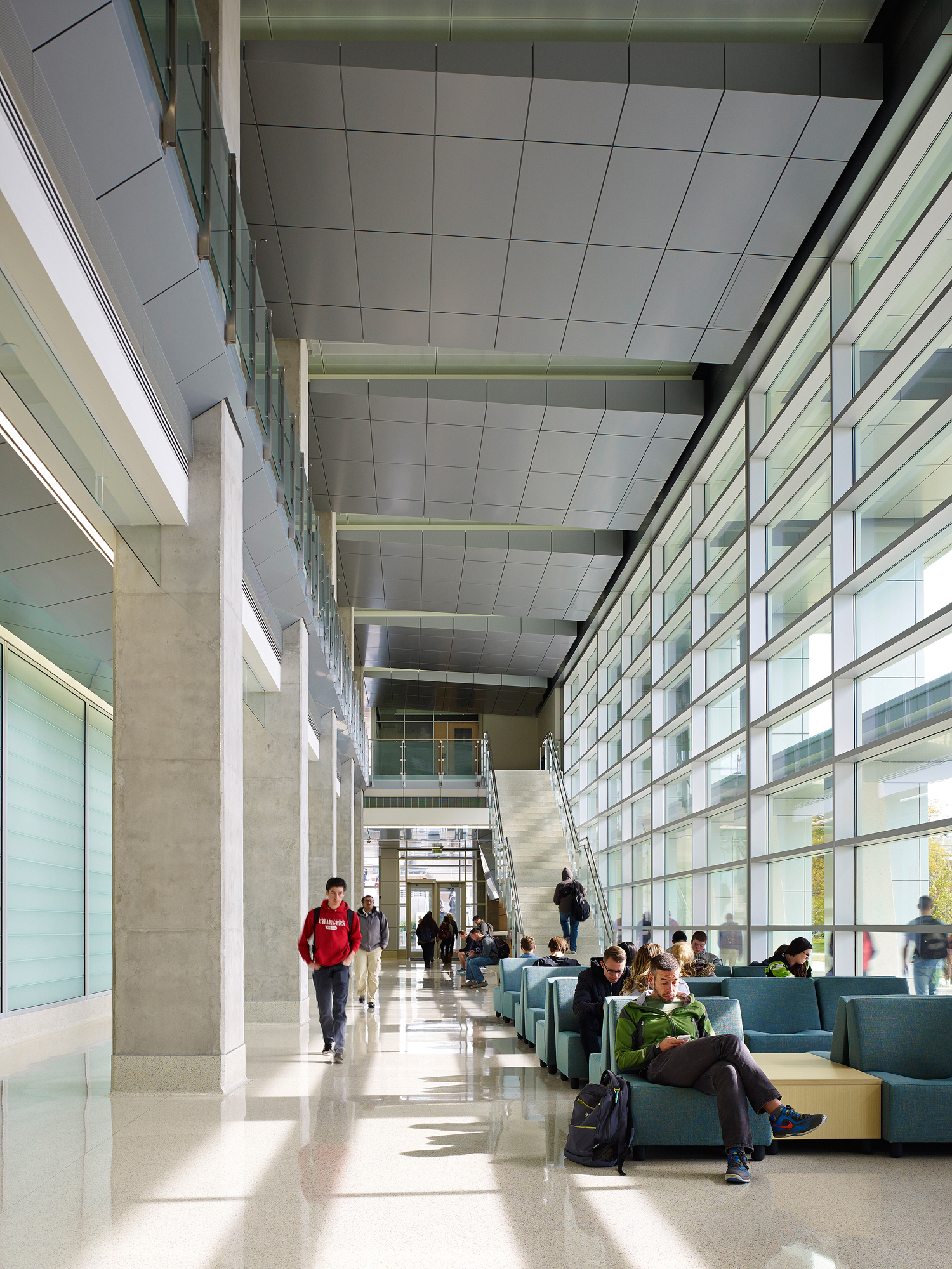 IRC Building  FLAD Architects  Milwaukee, WI     Return to Projects