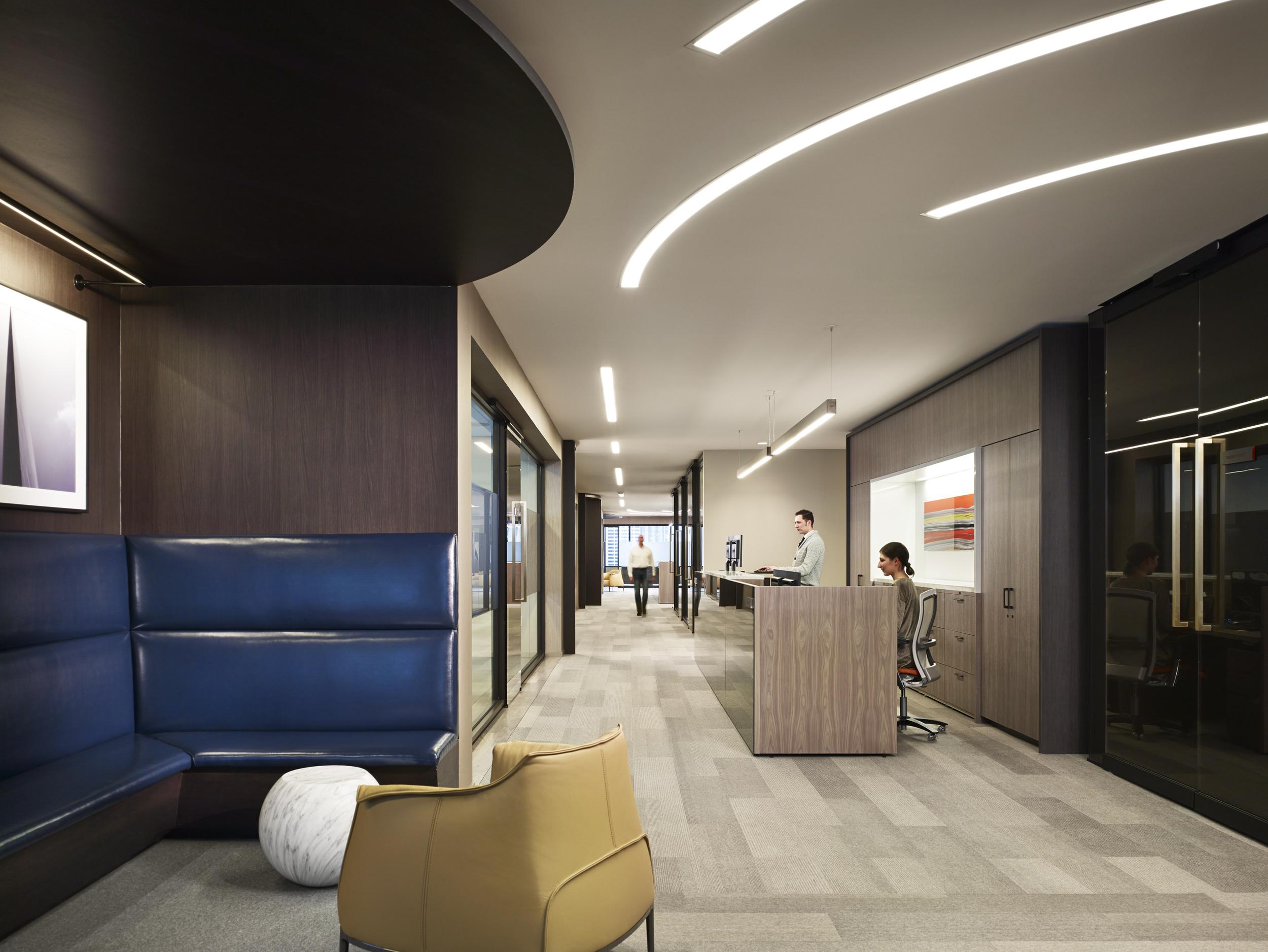 Executive Suite  Perkins+Will  Atlanta, GA     Return to Projects
