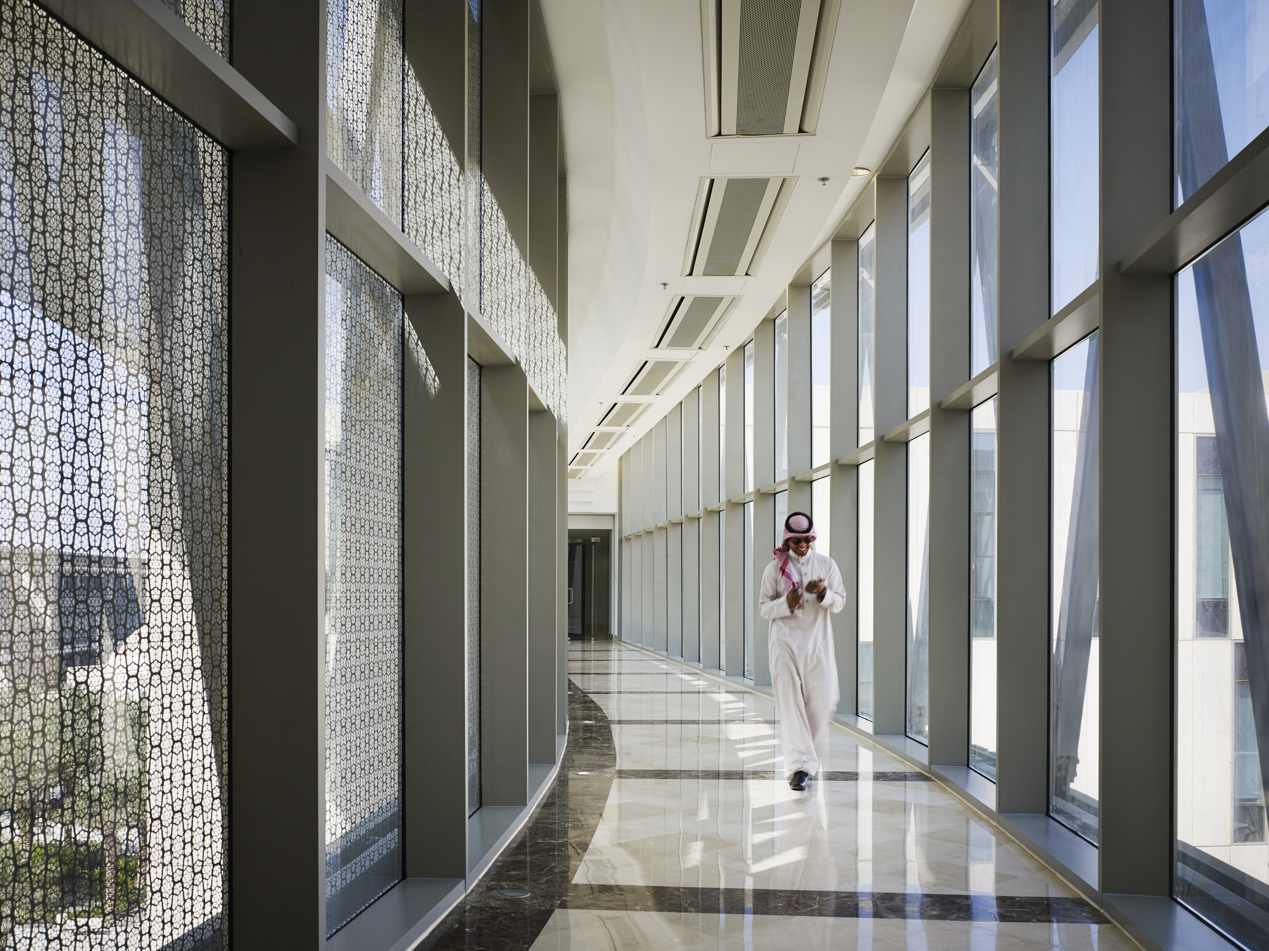 KSAU Jeddah Campus  Perkins+Will with Dar Al Handasah (Shair and Partners)  Jeddah, Saudi Arabia      Return to Projects