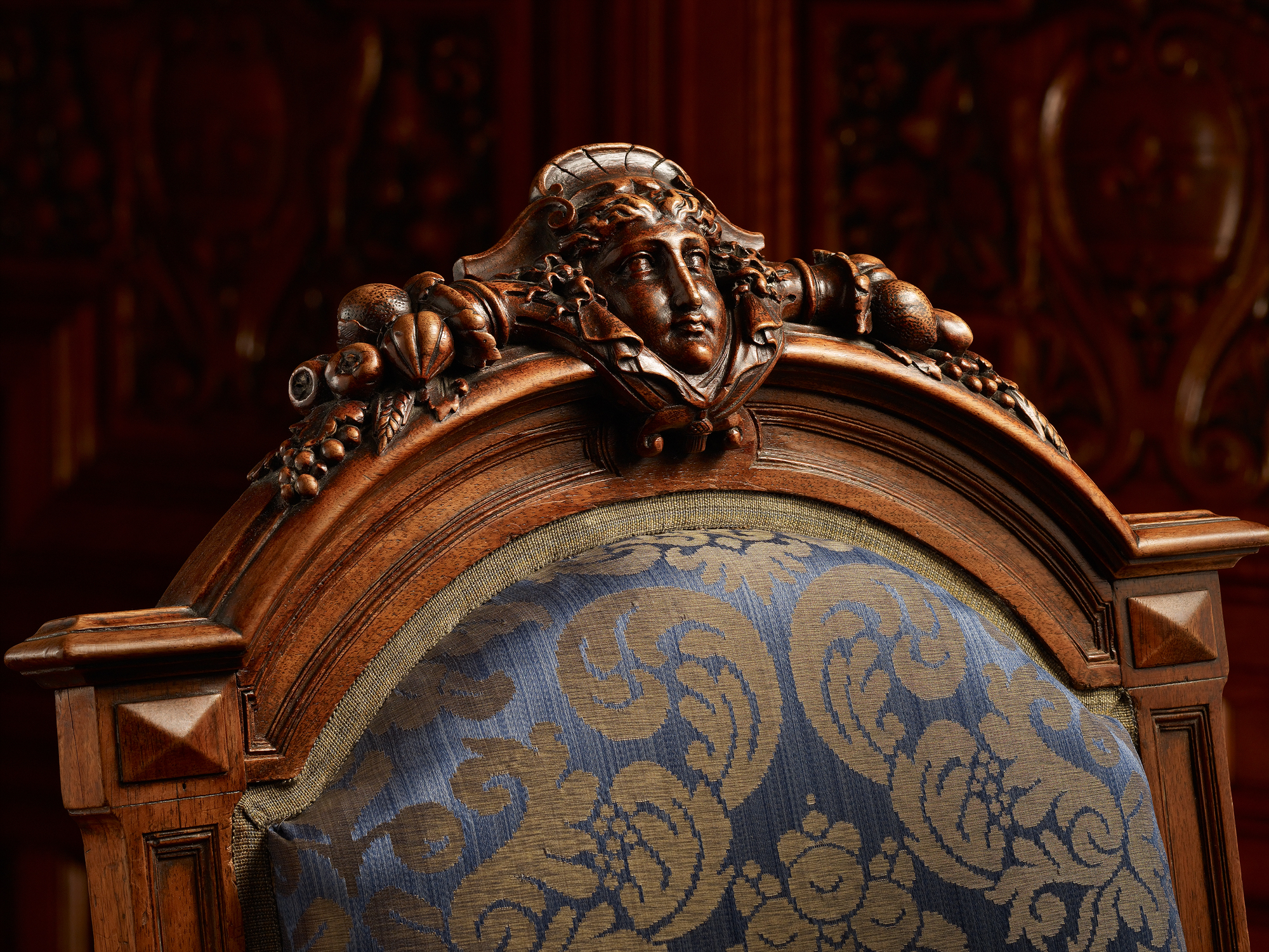 Driehaus Museum  Burling & Whitehouse  Chicago, IL     Return to Projects