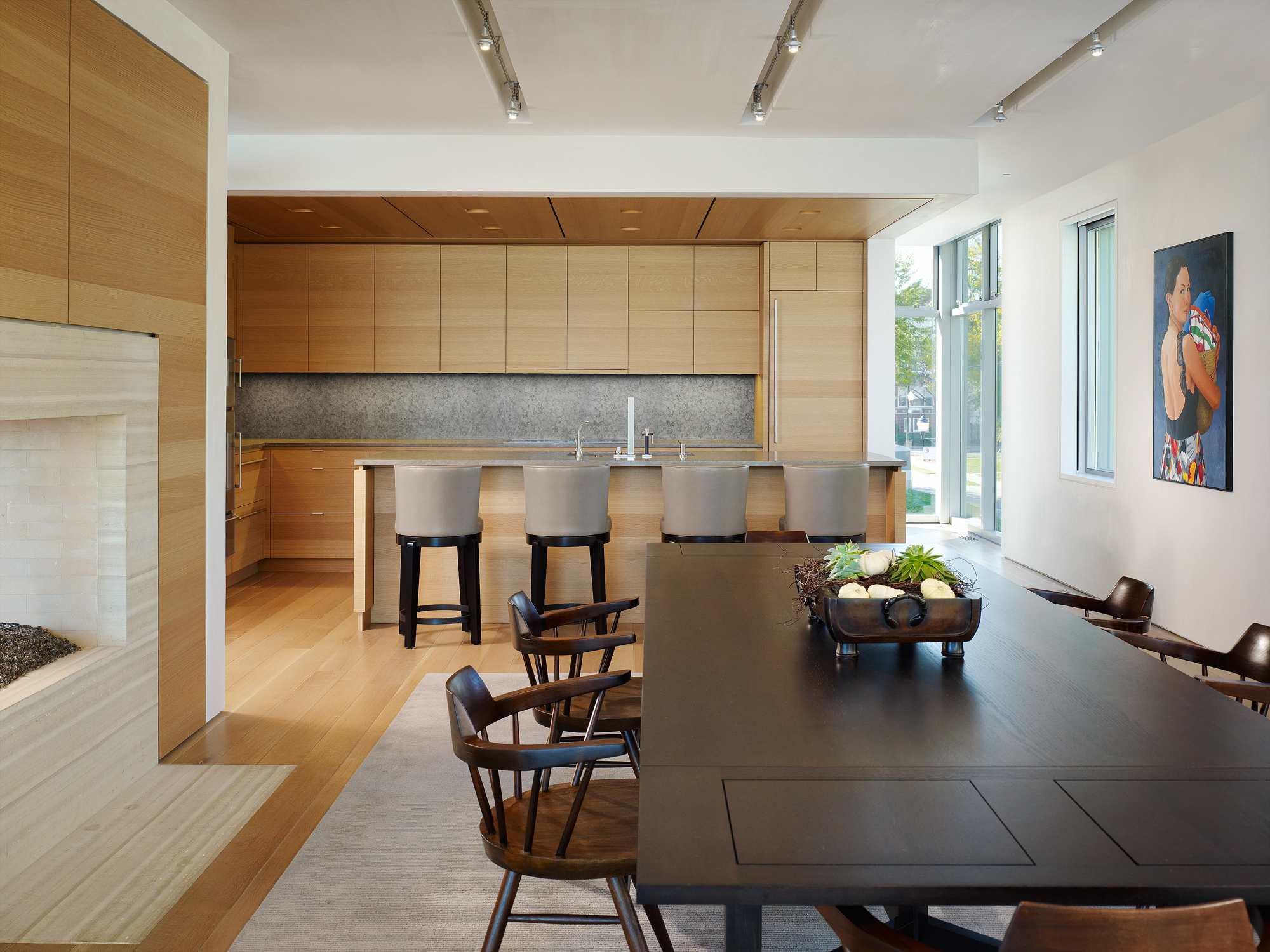 Urban Beach House  Booth Hansen  Chicago, IL     Return to Projects