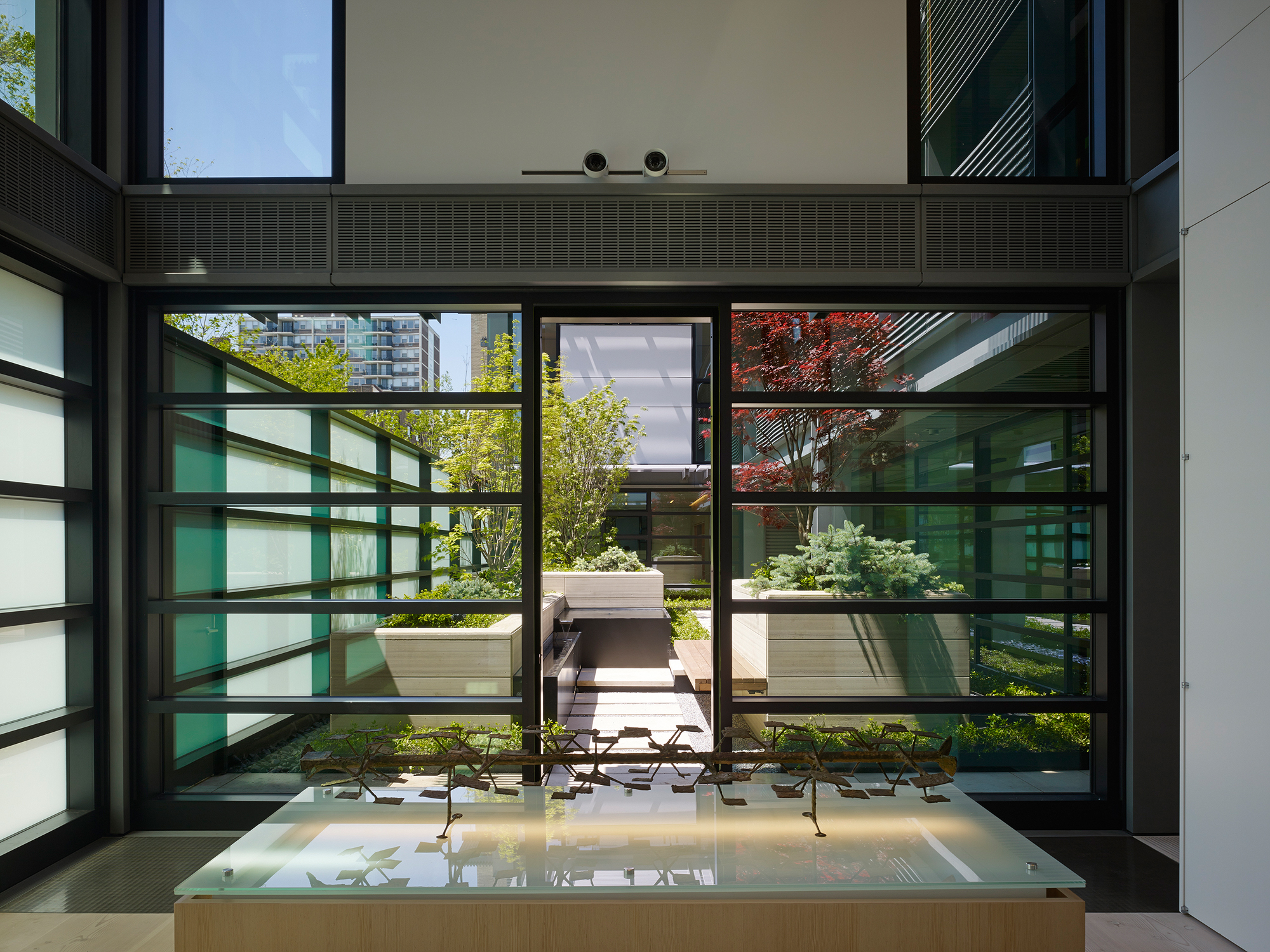 Residence  Tigerman McCurry Architects  Chicago, IL    Return to Projects