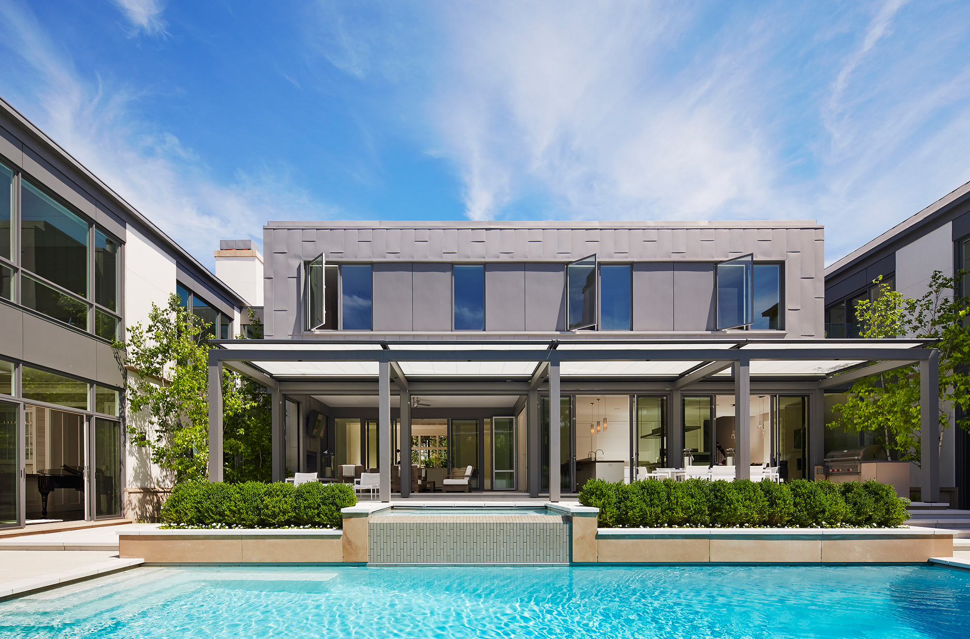 Ravenswood Residence  Von Weise Associates  Chicago, IL      Return to Projects