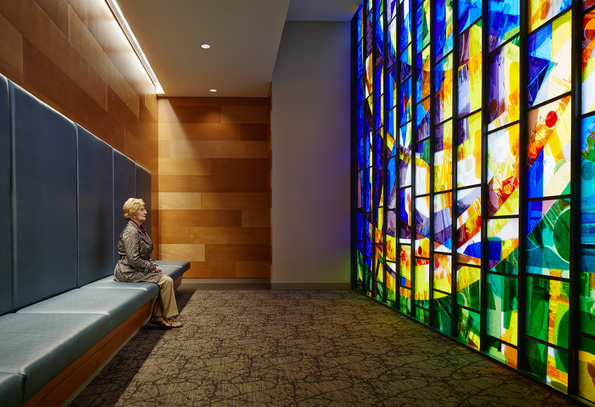 Mary Bird Perkins Cancer Center  VOA  Baton Rouge, LA     Return to Projects