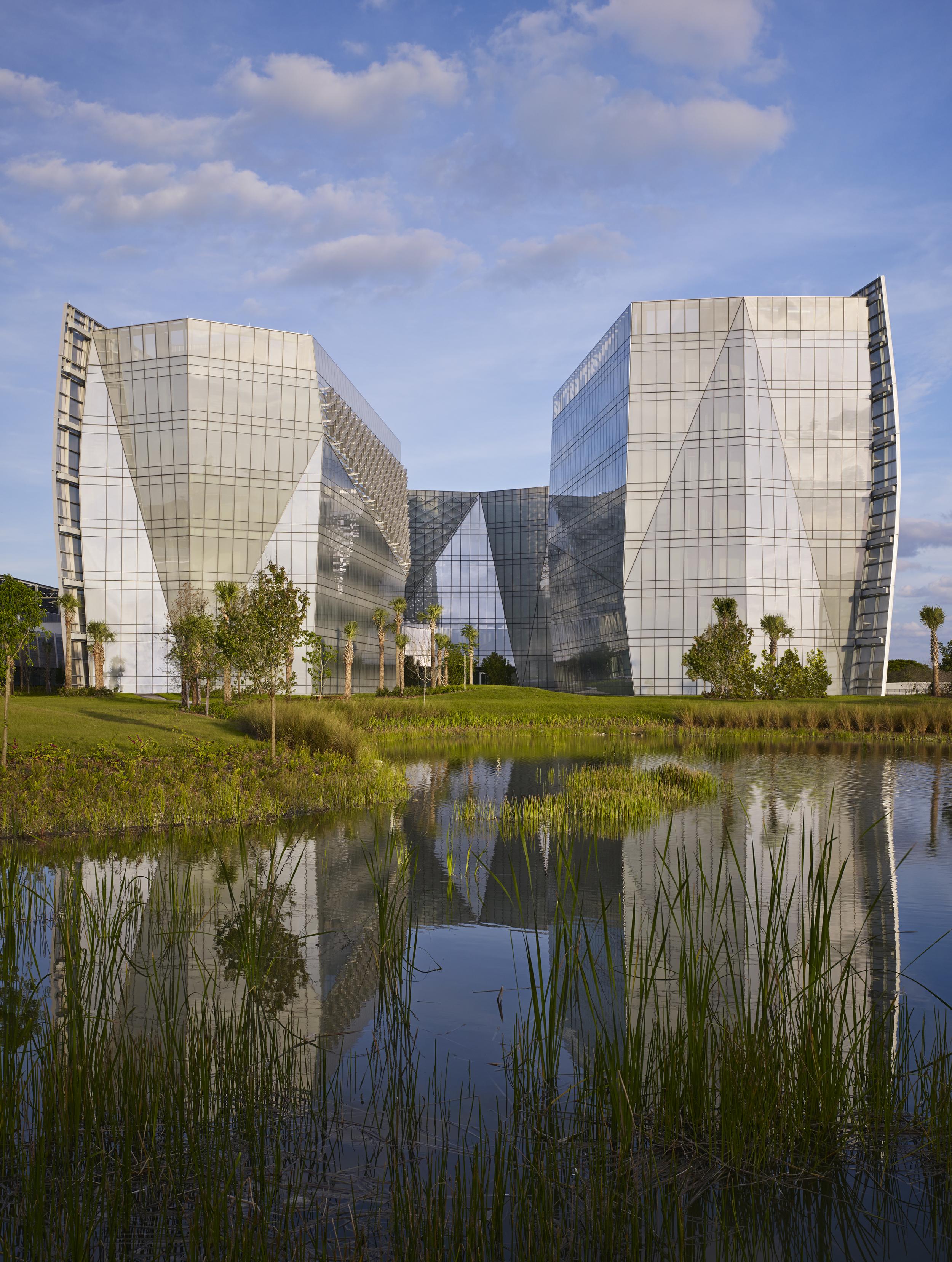 FBI Miami Field Building  Krueck+Sexton Architects  Miramar, FL     View Full Project