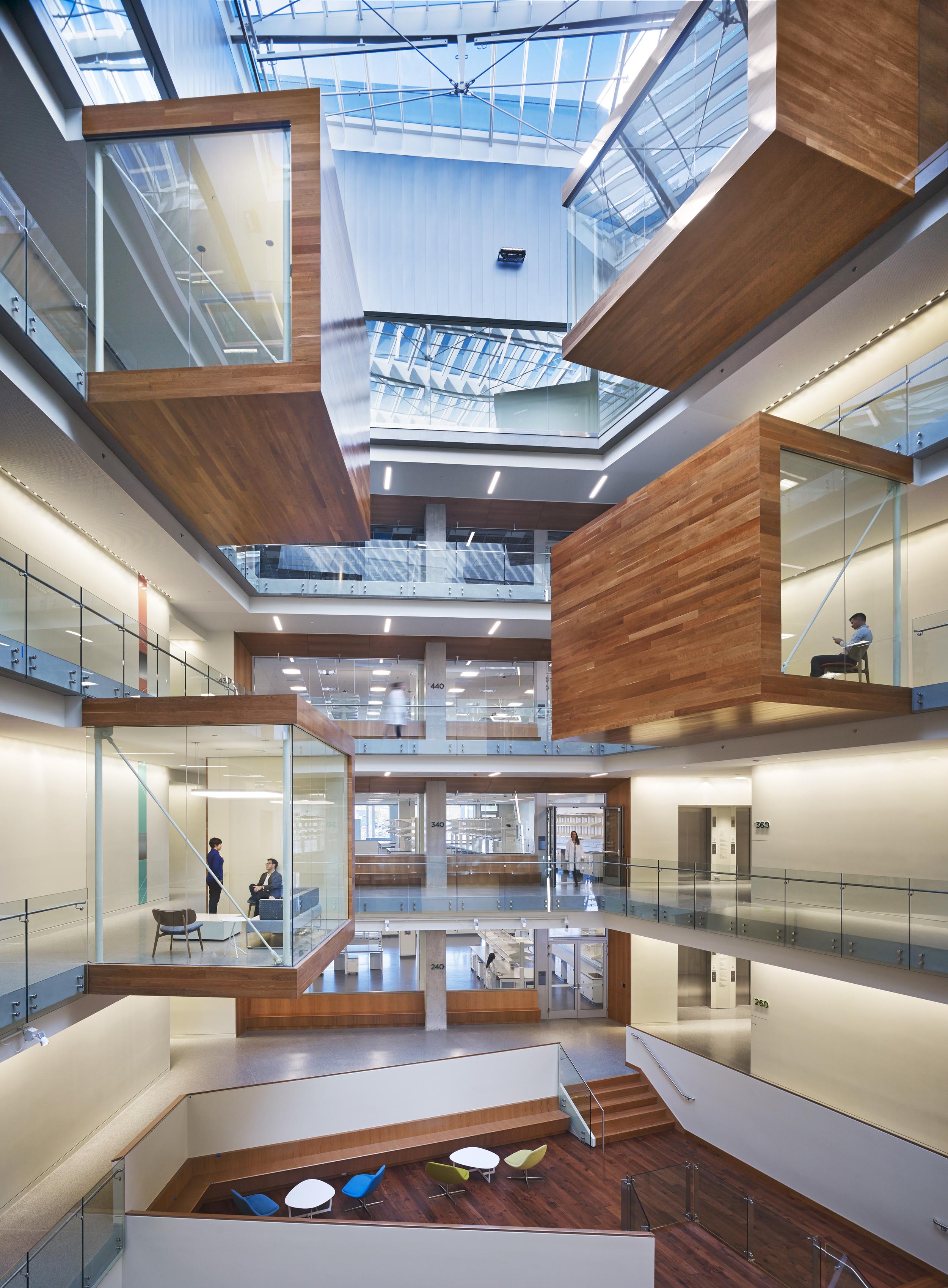 Allen Institute  Perkins+Will  Seattle, WA     View Full Project