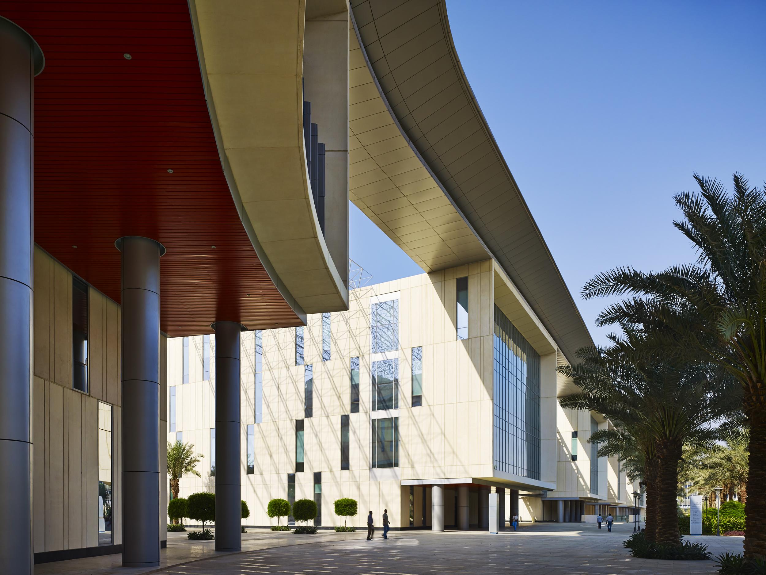 KSAU Jeddah Campus  Perkins+Will  Jeddah, Saudi Arabia     View Full Project