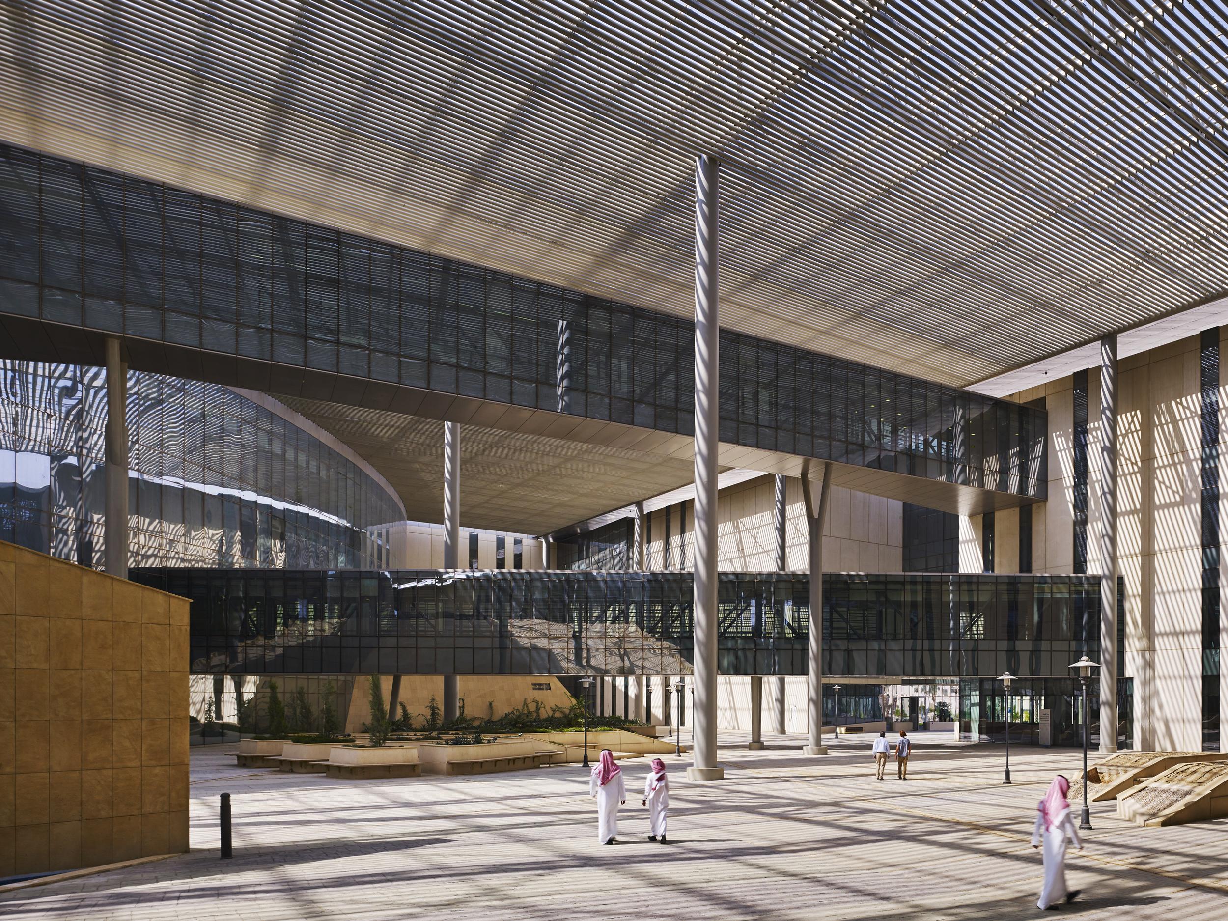 KSAU  Al Ahsa Campus  Perkins+Will  Al Ahsa, Saudi Arabia     View Full Project