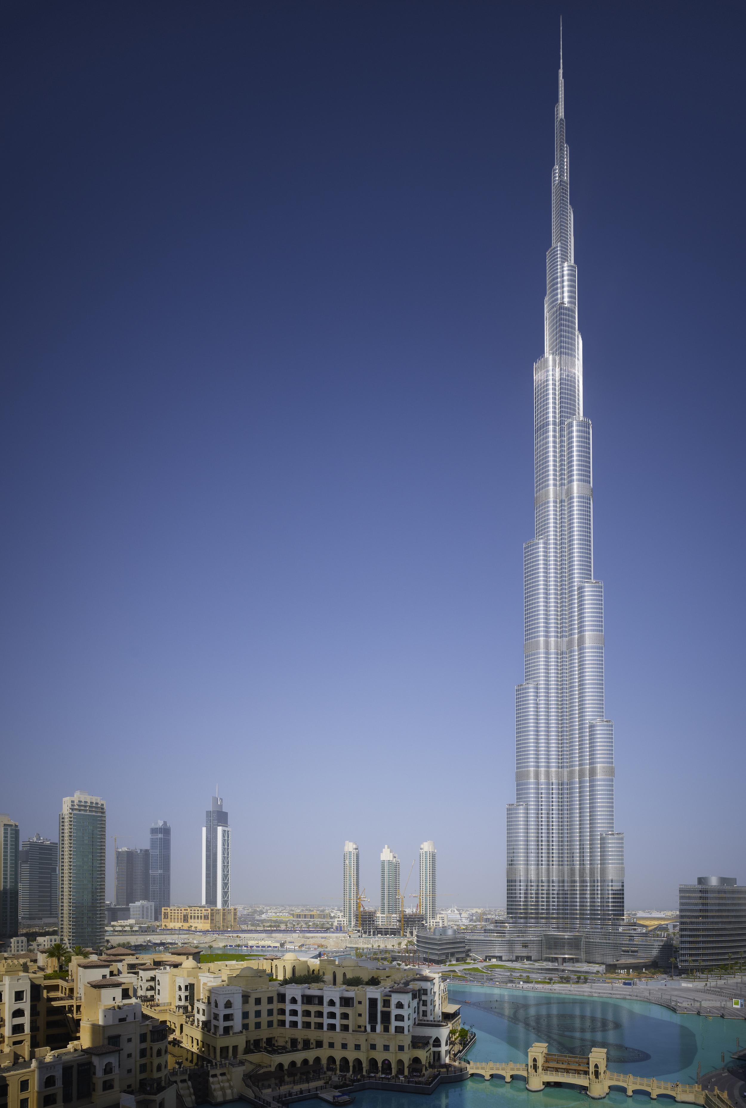 Burj Kalifa  SOM  Dubai, UAE     View Full Project