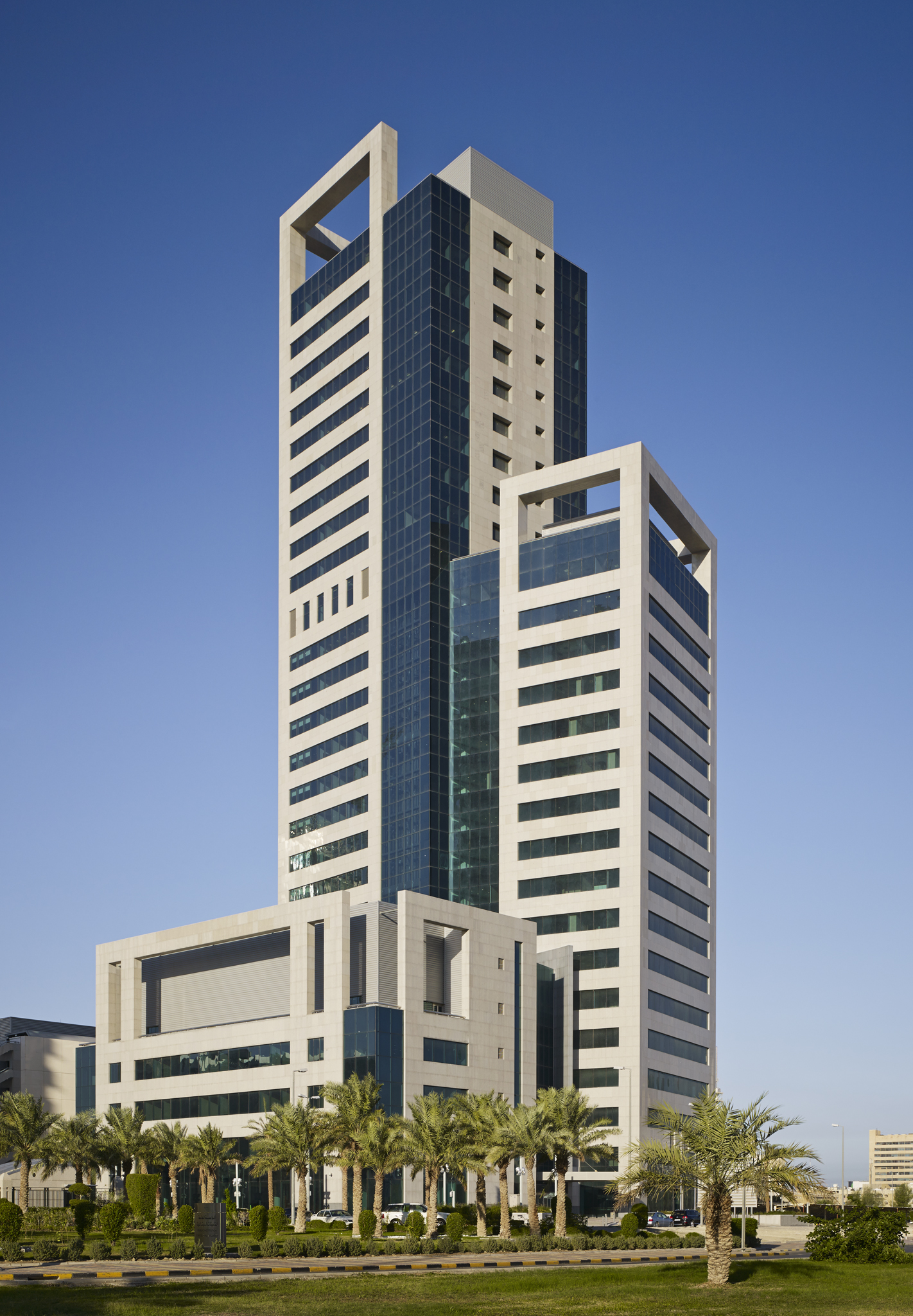 PAMA Building  PACE  Kuwait City     Return to Projects