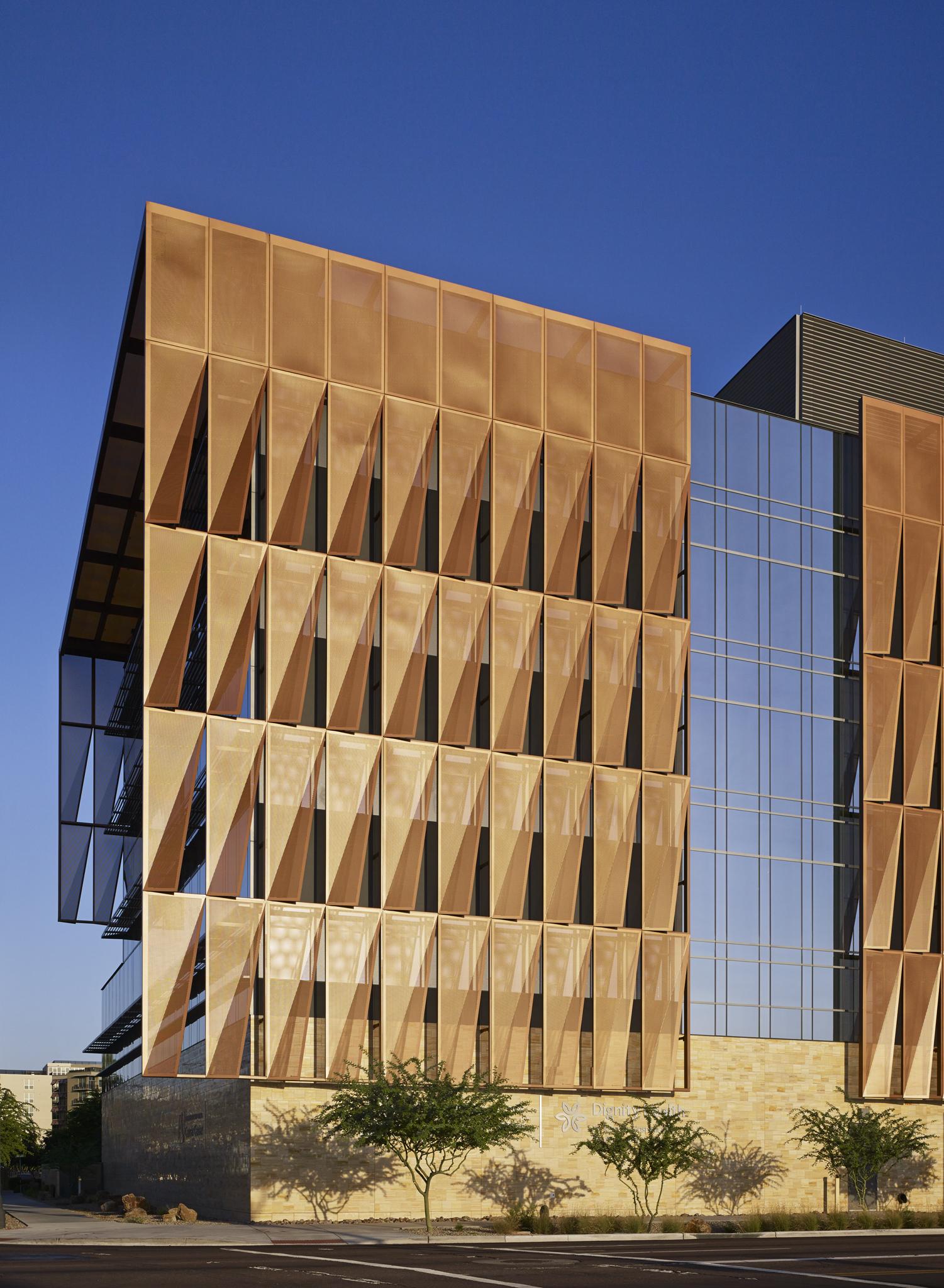 Arizona Cancer Center  ZGF Architects  Phoenix, Arizona     View Full Project