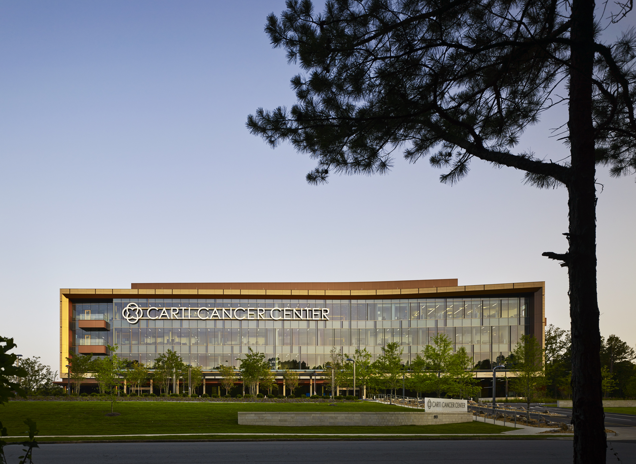 AWARDS  AIA Georgia 2017 Peoples Choice Award     CARTI Cancer Center  Perkins+Will  Little Rock, Arkansas      Return to Projects